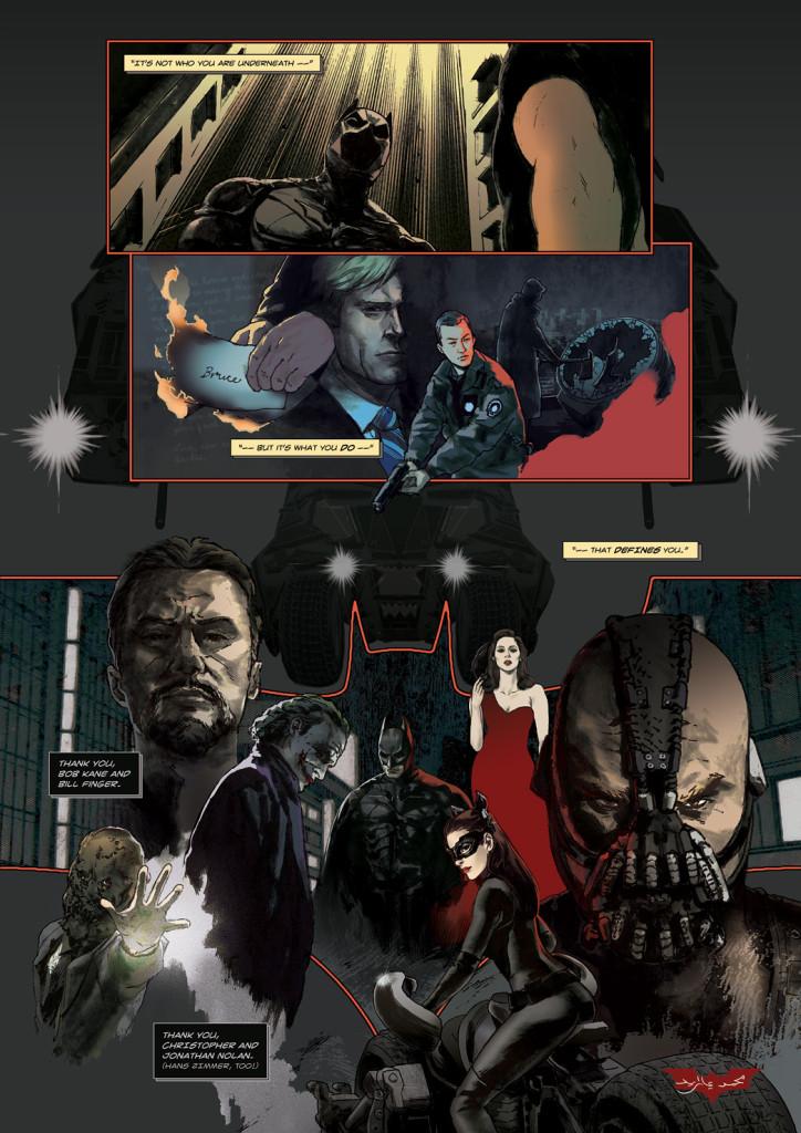 The Dark Knight (comic)