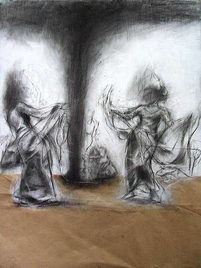 Dancers Study II
